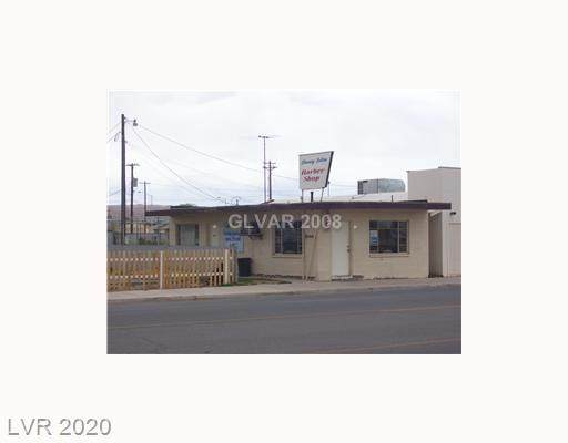 173 N Moapa Valley Bl Boulevard, Other, NV 89040 (MLS #2187669) :: Performance Realty