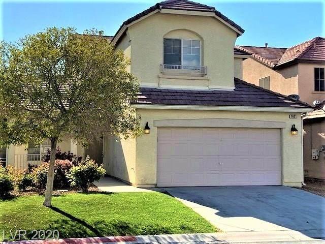 7631 Celestial Glow, Las Vegas, NV 89123 (MLS #2188264) :: Signature Real Estate Group