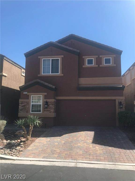 9533 Van Halen Street, Las Vegas, NV 89148 (MLS #2188408) :: Brantley Christianson Real Estate