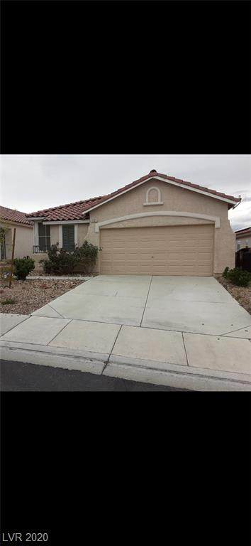 1129 Cathedral Ridge, Henderson, NV 89052 (MLS #2188505) :: Signature Real Estate Group