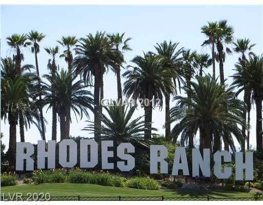 290 Tayman Park, Las Vegas, NV 89148 (MLS #2188614) :: Brantley Christianson Real Estate
