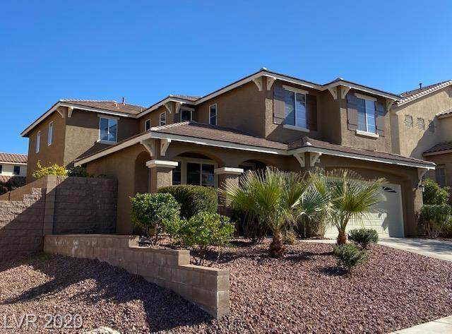 164 Timeless View, Henderson, NV 89012 (MLS #2188764) :: Signature Real Estate Group