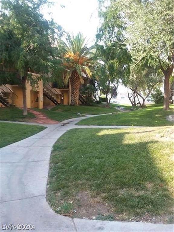 1303 Darlene Way 302B, Boulder City, NV 89005 (MLS #2188862) :: Brantley Christianson Real Estate