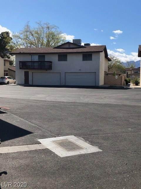 2365 Wooster C, Las Vegas, NV 89108 (MLS #2188940) :: Hebert Group | Realty One Group