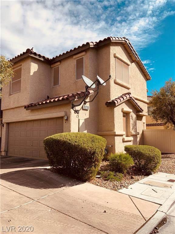 8200 New Leaf, Las Vegas, NV 89131 (MLS #2188954) :: Brantley Christianson Real Estate