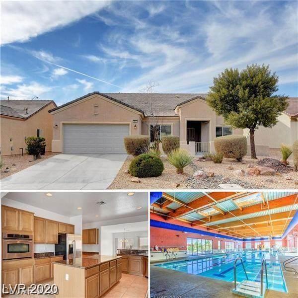 7637 Homing Pigeon, North Las Vegas, NV 89084 (MLS #2188959) :: Brantley Christianson Real Estate