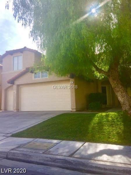 6447 Silver Dawn Lane, Las Vegas, NV 89118 (MLS #2189088) :: Signature Real Estate Group