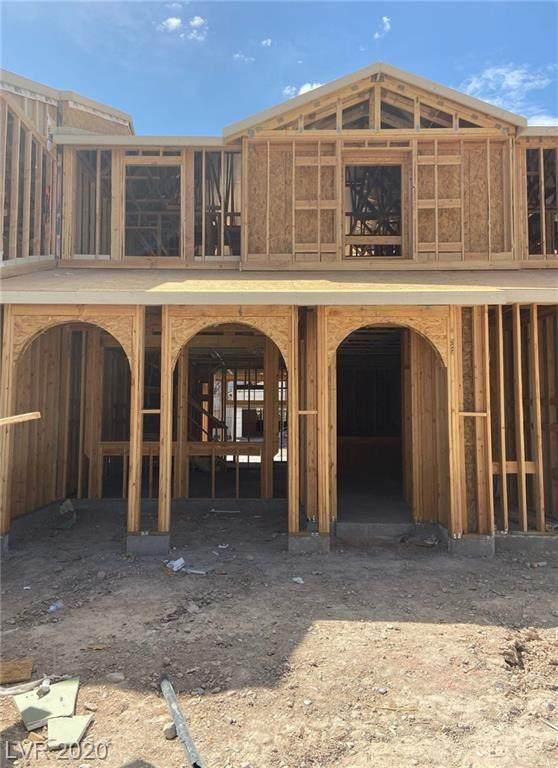 916 Riggs Flats Avenue, North Las Vegas, NV 89086 (MLS #2189279) :: Performance Realty