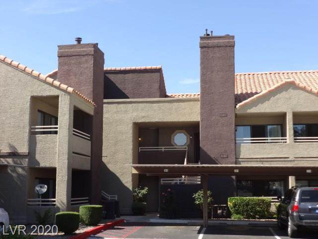 5008 Rainbow Boulevard #203, Las Vegas, NV 89118 (MLS #2191976) :: Billy OKeefe | Berkshire Hathaway HomeServices