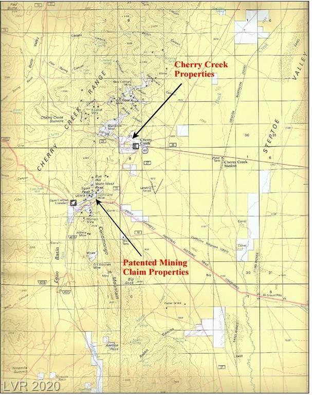 Cherry Creek Nevada, Other, NV 89301 (MLS #2192919) :: Billy OKeefe | Berkshire Hathaway HomeServices