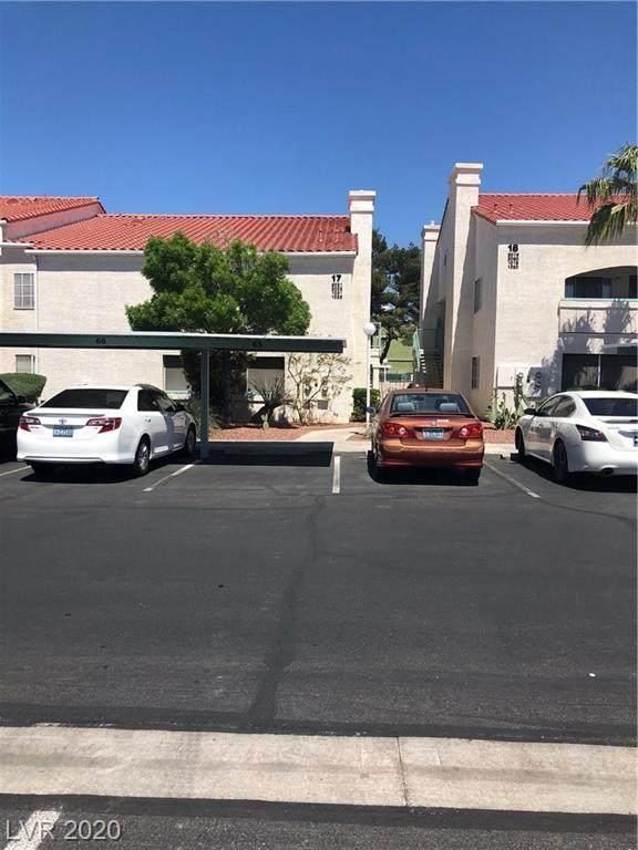 2725 S Nellis Boulevard #2022, Las Vegas, NV 89121 (MLS #2193959) :: Helen Riley Group | Simply Vegas
