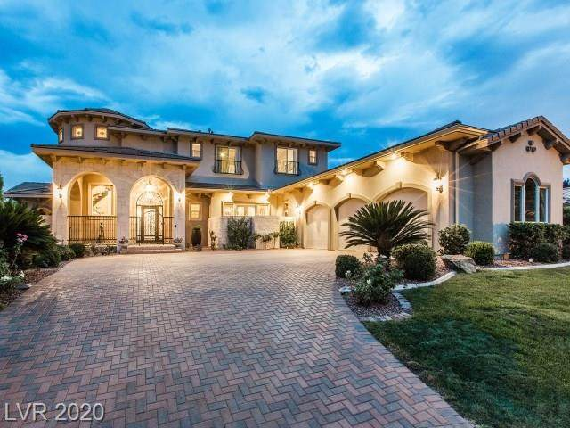 1523 Villa Rica Drive, Henderson, NV 89052 (MLS #2193986) :: The Mark Wiley Group | Keller Williams Realty SW