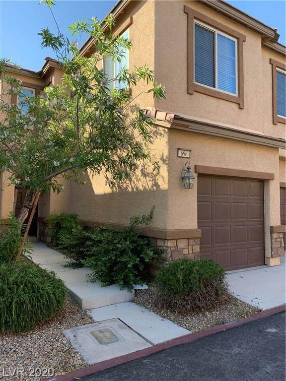 696 Calamus Palm Place, Las Vegas, NV 89011 (MLS #2194337) :: Jeffrey Sabel