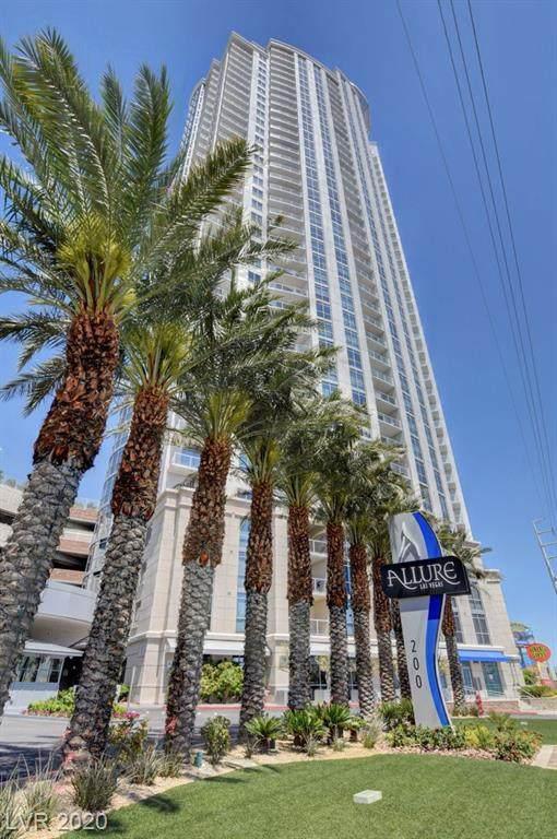 200 Sahara #209, Las Vegas, NV 89102 (MLS #2194581) :: Helen Riley Group | Simply Vegas