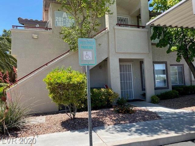4955 Lindell Road #101, Las Vegas, NV 89118 (MLS #2195086) :: Helen Riley Group   Simply Vegas