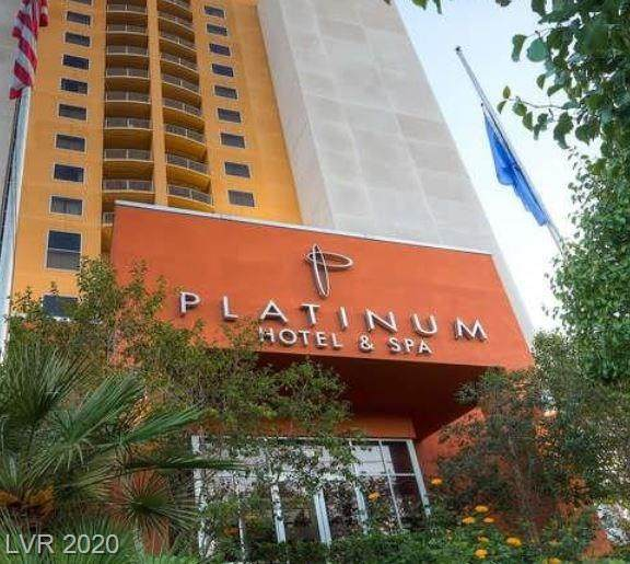 211 E Flamingo Road #201, Las Vegas, NV 89169 (MLS #2195165) :: The Shear Team
