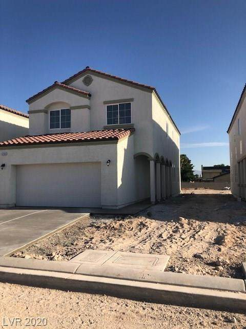 5758 Lucky Pagoda, Las Vegas, NV 89103 (MLS #2195568) :: The Lindstrom Group