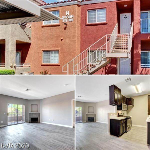 4730 Craig #1083, Las Vegas, NV 89115 (MLS #2195690) :: Billy OKeefe | Berkshire Hathaway HomeServices