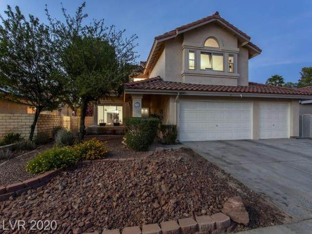 395 Bradford Dr., Henderson, NV 89074 (MLS #2196470) :: Signature Real Estate Group