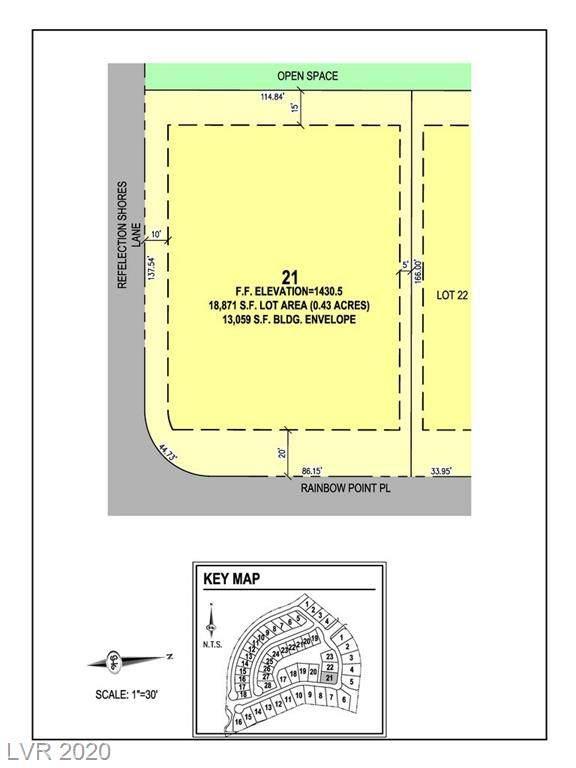 5 Rainbow Point, Henderson, NV 89011 (MLS #2196635) :: Team Michele Dugan