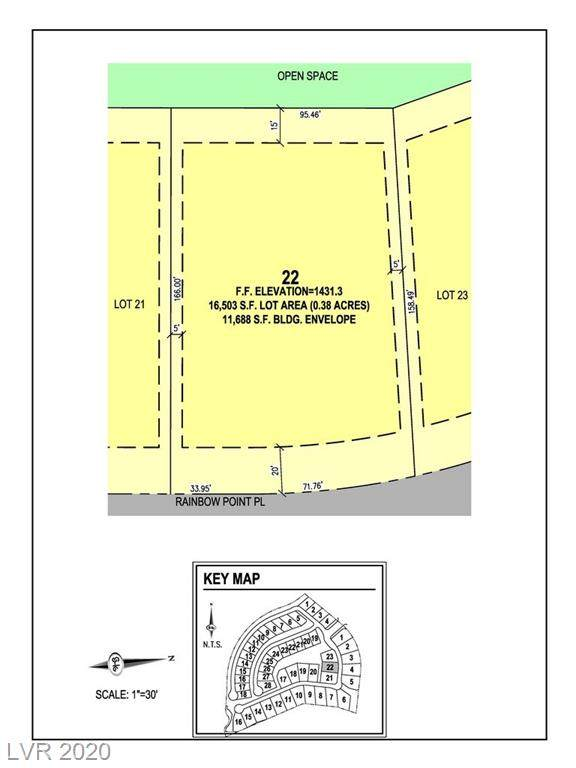 9 Rainbow Point Place, Henderson, NV 89011 (MLS #2196639) :: Team Michele Dugan