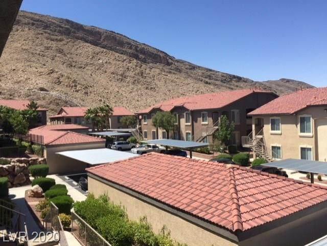 3511 Desert Cliff #201, Las Vegas, NV 89129 (MLS #2196840) :: Helen Riley Group | Simply Vegas