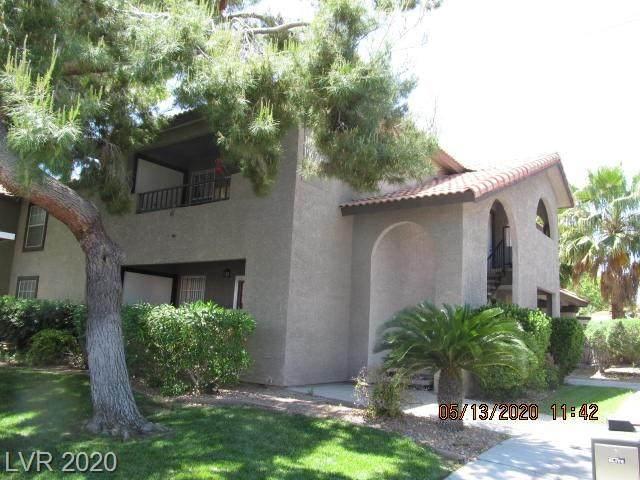 2606 Durango Drive #105, Las Vegas, NV 89117 (MLS #2197506) :: Helen Riley Group | Simply Vegas