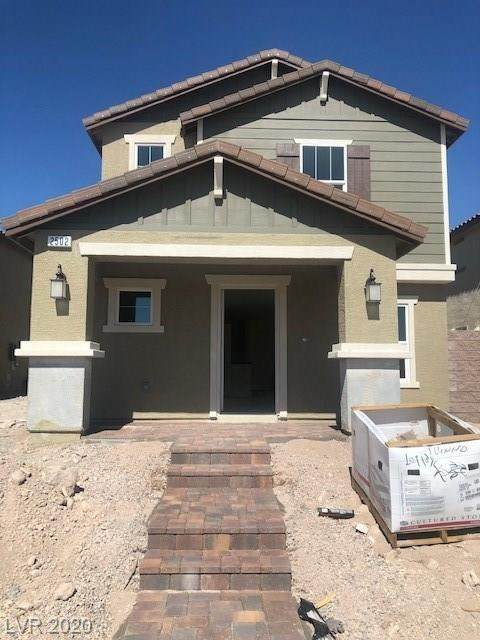 2502 Valdanos Place, Henderson, NV 89044 (MLS #2197660) :: Helen Riley Group | Simply Vegas
