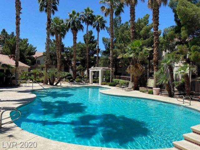 1405 Nellis #2001, Las Vegas, NV 89104 (MLS #2198095) :: Signature Real Estate Group
