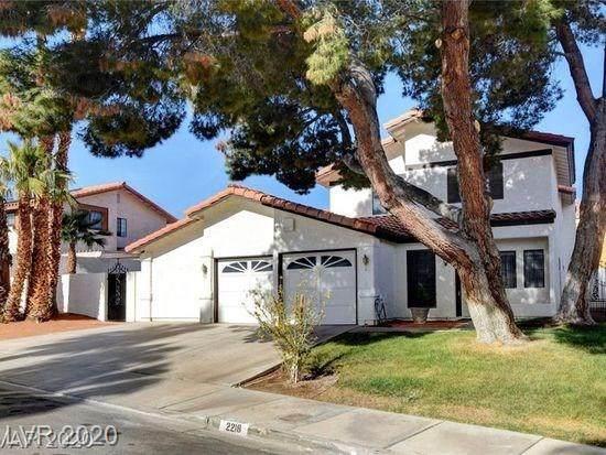 2218 Portabello Road, Las Vegas, NV 89119 (MLS #2198310) :: Signature Real Estate Group