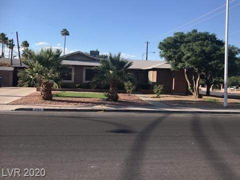 3784 Edison Avenue, Las Vegas, NV 89121 (MLS #2198442) :: The Lindstrom Group