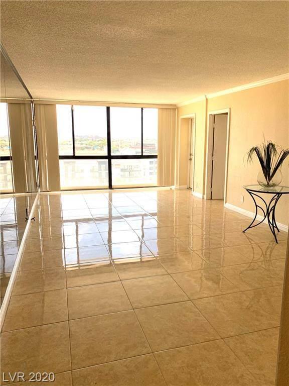 3930 University Center #1006, Las Vegas, NV 89119 (MLS #2198674) :: Signature Real Estate Group