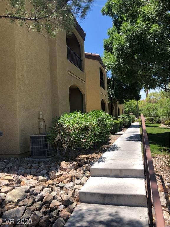 950 Seven Hills #2413, Henderson, NV 89052 (MLS #2198804) :: Signature Real Estate Group