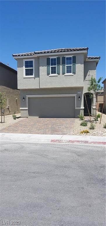 8726 Rio Andir Avenue, Las Vegas, NV 89148 (MLS #2199023) :: Vestuto Realty Group