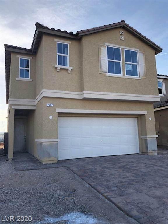 2762 Frabiele Street, Henderson, NV 89044 (MLS #2199098) :: Helen Riley Group | Simply Vegas