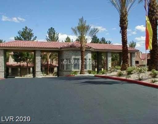 2200 S Fort Apache #2169, Las Vegas, NV 89117 (MLS #2199125) :: Billy OKeefe | Berkshire Hathaway HomeServices