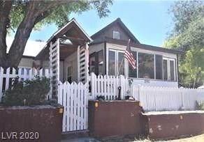 290 Cedar Street, Pioche, NV 89043 (MLS #2199305) :: Helen Riley Group | Simply Vegas