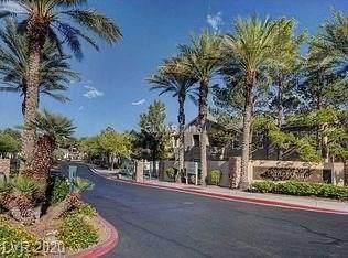 2100 Jade Creek #206, Las Vegas, NV 89117 (MLS #2199317) :: Billy OKeefe | Berkshire Hathaway HomeServices