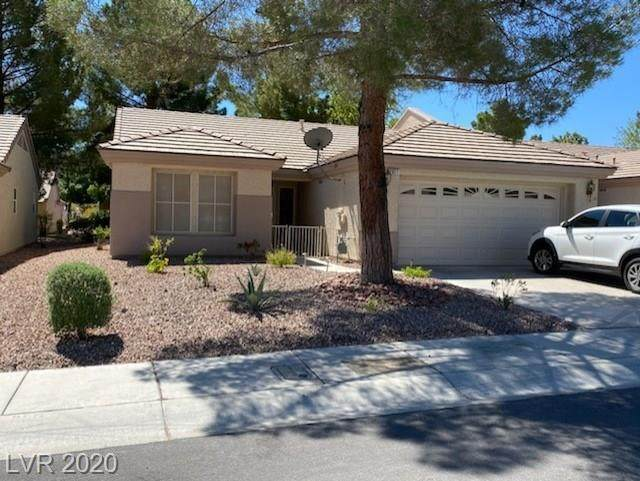 2077 Poppywood Avenue, Henderson, NV 89012 (MLS #2199492) :: Signature Real Estate Group
