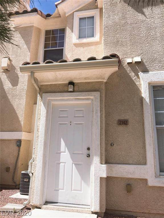 5855 Valley #2142, North Las Vegas, NV 89031 (MLS #2199534) :: Signature Real Estate Group
