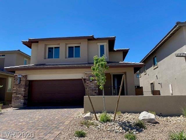 9741 Jade Rise, Las Vegas, NV 89148 (MLS #2199667) :: The Perna Group