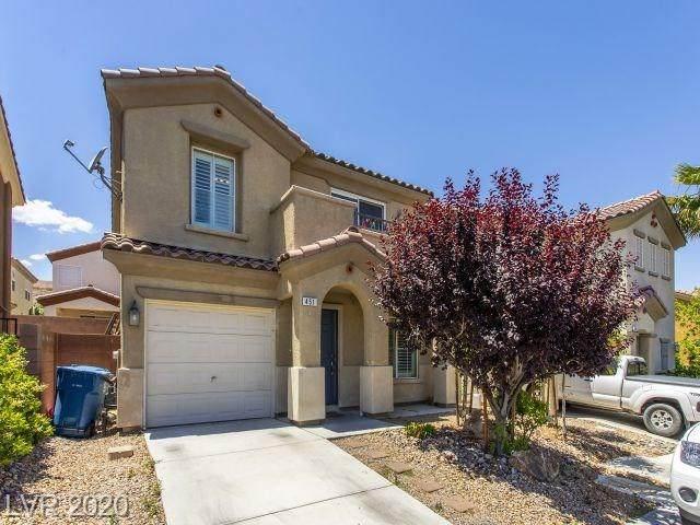 451 Royal Bridge Drive, Las Vegas, NV 89178 (MLS #2200040) :: Signature Real Estate Group
