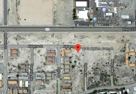 1040 Ogden Avenue, Pahrump, NV 89048 (MLS #2200180) :: Signature Real Estate Group