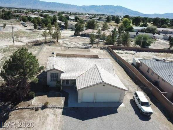 2960 Dandelion, Pahrump, NV 89048 (MLS #2200282) :: Vestuto Realty Group
