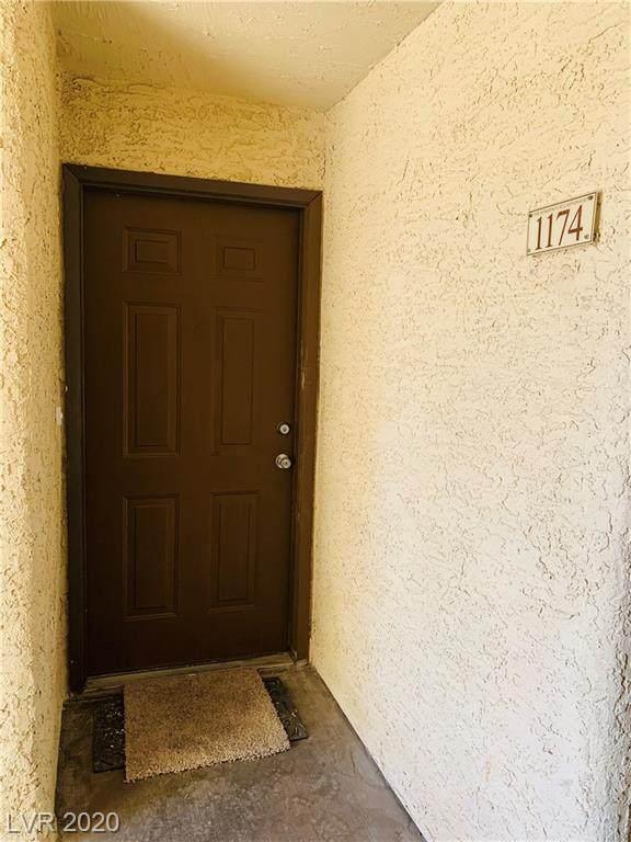 2200 Fort Apache #1174, Las Vegas, NV 89117 (MLS #2200487) :: Billy OKeefe | Berkshire Hathaway HomeServices