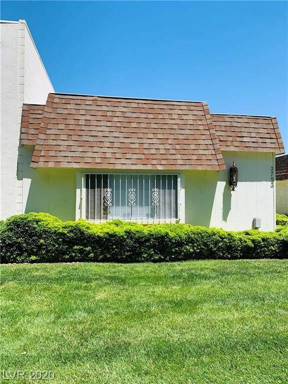 3753 Garden North, Las Vegas, NV 89121 (MLS #2200510) :: Hebert Group   Realty One Group