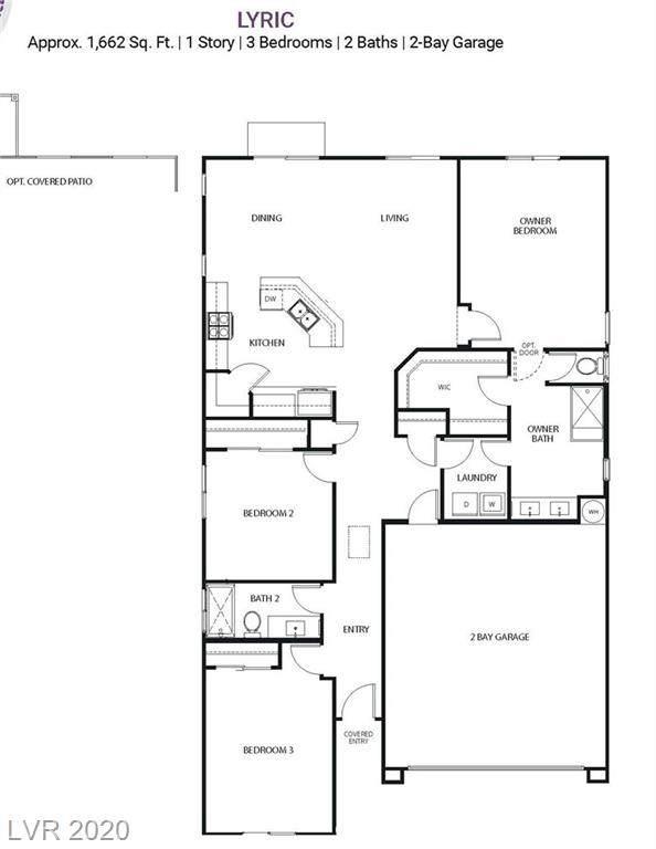 323 Cadence Vista Drive Lot 3, Henderson, NV 89015 (MLS #2200774) :: Vestuto Realty Group