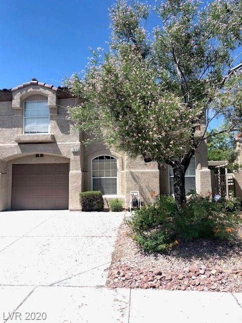 7616 Bauble, Las Vegas, NV 89128 (MLS #2200785) :: Signature Real Estate Group