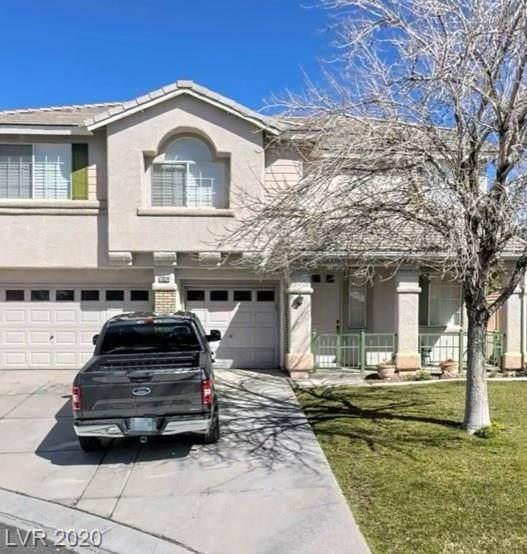 11024 Mount Royal, Las Vegas, NV 89144 (MLS #2200879) :: Team Michele Dugan