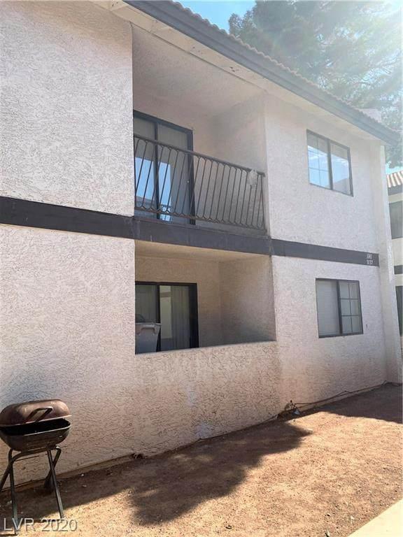 3141 Plumwood #201, North Las Vegas, NV 89030 (MLS #2201068) :: Hebert Group | Realty One Group
